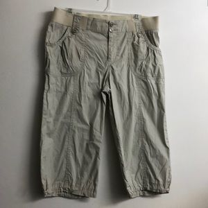 Columbia crop pants